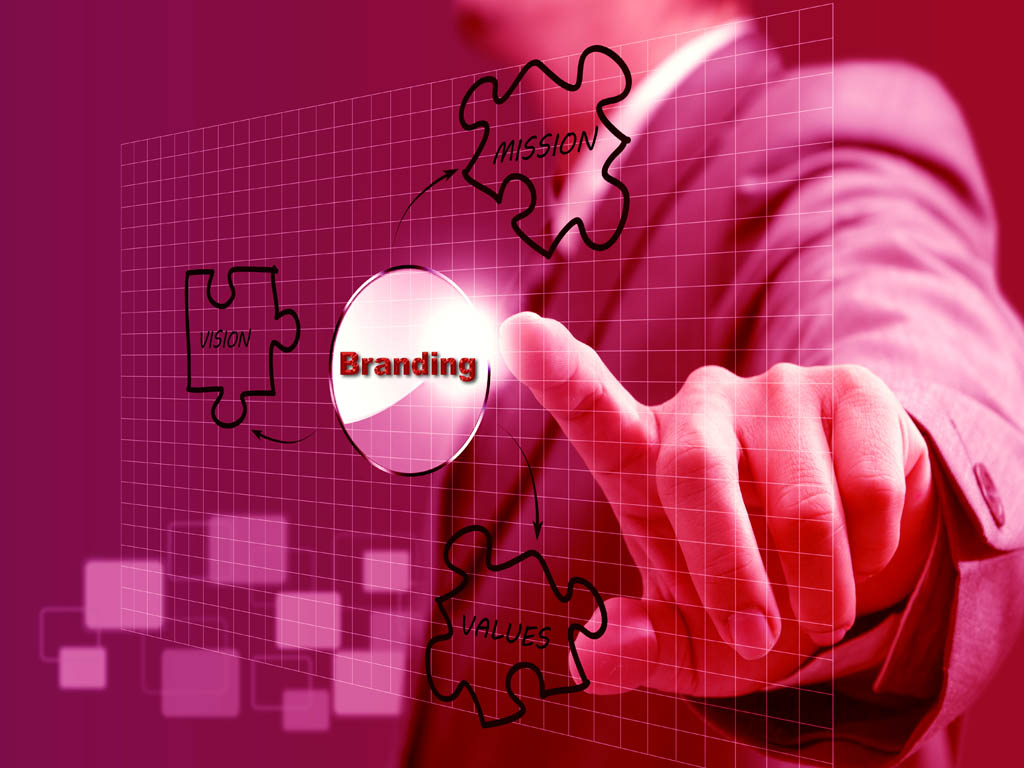 marketing consultants highlighting our branding service