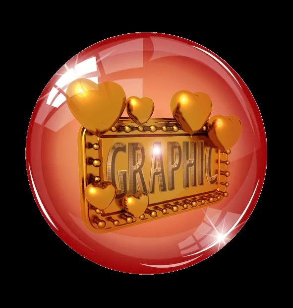 graphic design hover image
